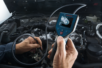 Bosch inspekcijska kamera GIC 120 Professional