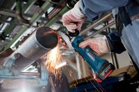 Bosch Aku kutne brusilice GWS 18-125 V-LI Professiona