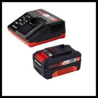 Einhell aku ugaona kutna brusilica Power X-Change TE-AG 18/115 Li Kit