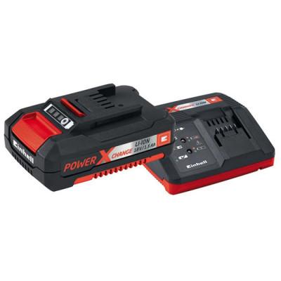 Einhell set brzi punjač Power X-Change i baterija 18 V / 1.5 Ah / 30 min
