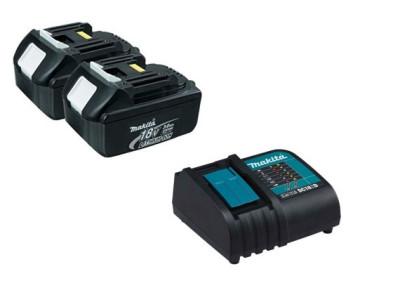 Makita specijalni set baterija i punjač LXT-KUM2