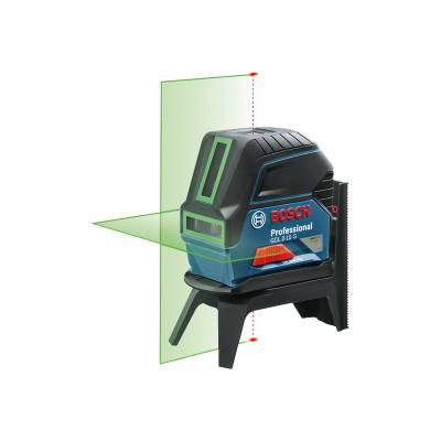 Bosch križni laserski nivelir GCL 2-15 G Professional+RM1
