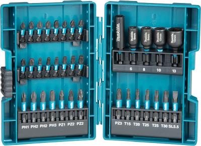SET BITOVA IMPACT BLACK 35 KOM B-66880