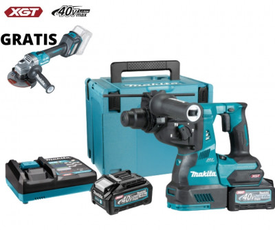 XGT MAKITA 40V AKUMULATORSKA BUŠILICA-ČEKIĆ 40V, 28MM HR003GM201
