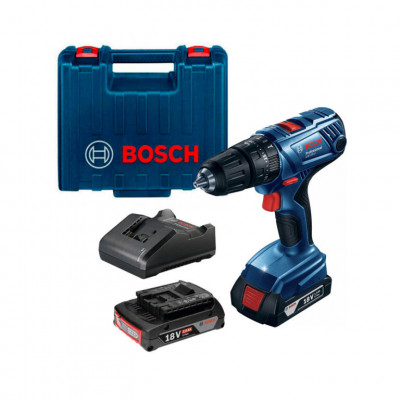 Bosch aku vibraciona bušilica odvijač GSB 180-Li Professional