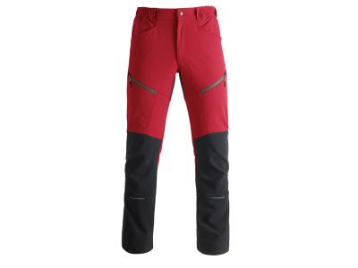 Kapriol Pantalone VERTICAL CRVENE
