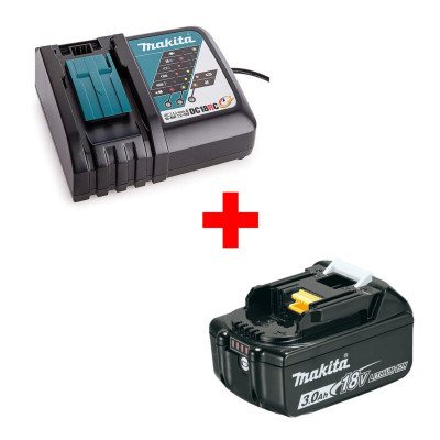 Makita specijalni set baterija 18V 3Ah i brzi punjač LXTRC-KUM1