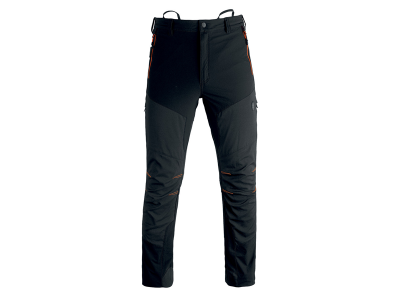 Kapriol Pantalone TECH CRNE