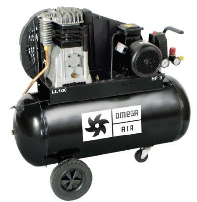 ProAir klipni kompresor sa remenom JPN 350/90 90L