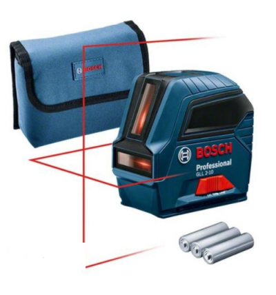 Bosch laserski nivelir GLL 2-10