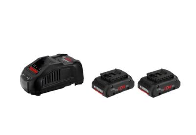 Bosch punjač GAL 1880CV +2 baterije 4,0Ah PROCore