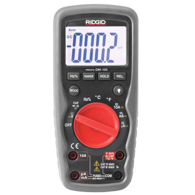 Ridgid DIGITALNI MULTIMETAR MICRO DM-100