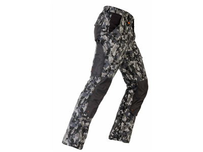 Kapriol pantalone TENERE PRO CAMO CRNE