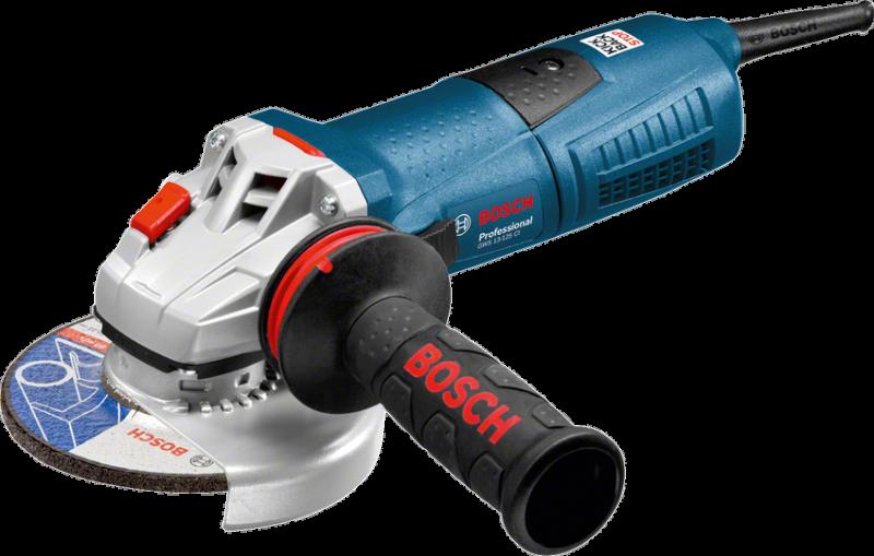 Bosch ugaona brusilica GWS 13-125 CI Professional