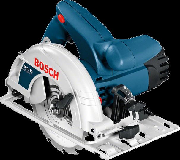 Bosch ručna kružna testera GKS 55 Professional