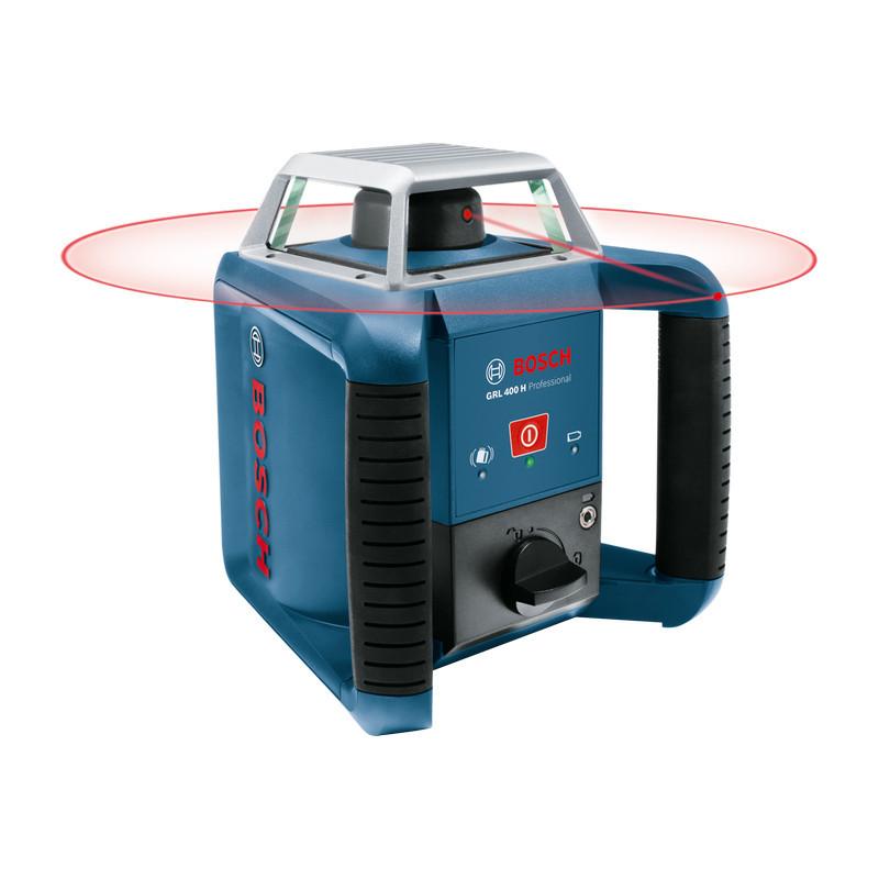 Bosch građevinski laserski nivelir GRL 400 H Professional+LR1