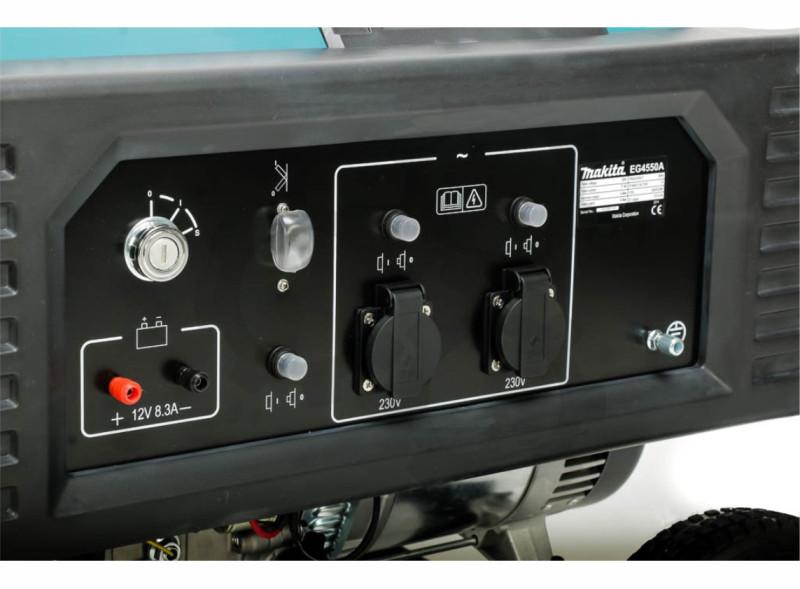 AGREGAT / GENERATOR EG4550A